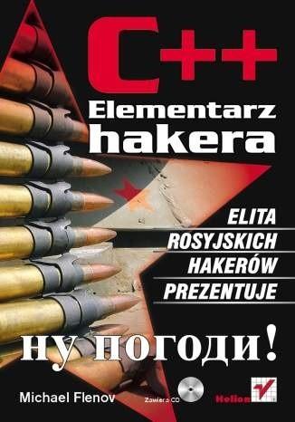 Okładka książki C++. Elementarz hakera