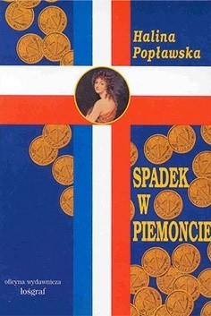 Okładka książki Spadek w Piemoncie