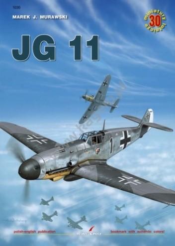 Okładka książki JG 11