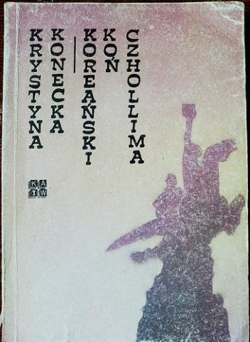 Okładka książki Koreański Koń Czholima