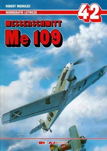 Okładka książki Messerschmitt Me 109, cz. 1