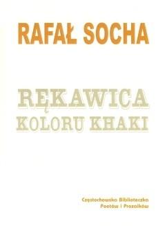 Okładka książki Rękawica koloru khaki