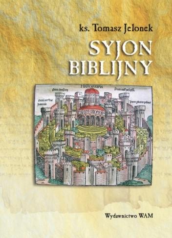 Okładka książki Syjon biblijny