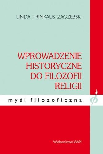 Okładka książki Wprowadzenie historyczne do filozofii religii