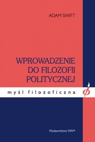Okładka książki Wprowadzenie do filozofii politycznej