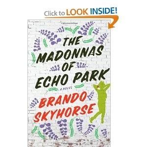 Okładka książki The Madonnas Of Echo Park