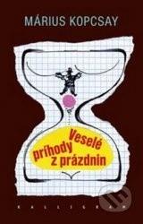 Okładka książki Veselé príhody z prázdnin