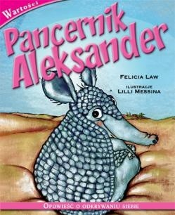 Okładka książki Pancernik Aleksander
