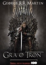 Okładka książki Gra o tron