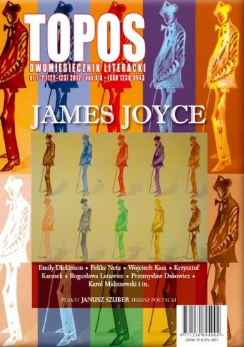 Okładka książki Topos, nr 1-2 (122-123) / 2012