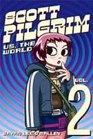Okładka książki Scott Pilgrim vs. The World