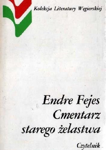 Okładka książki Cmentarz starego żelastwa