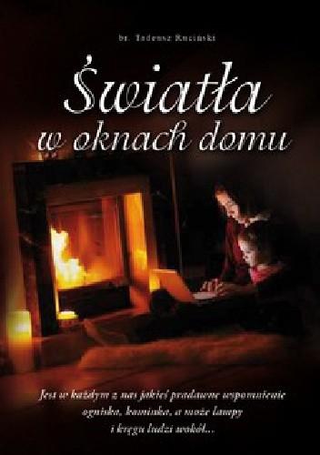 Okładka książki Światła w oknach domu
