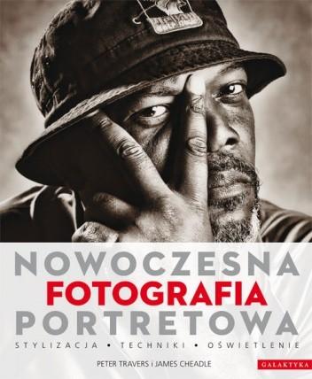 Okładka książki Nowoczesna fotografia portretowa
