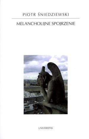 Okładka książki Melancholijne spojrzenie