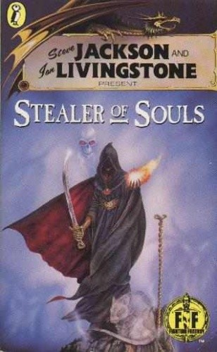 Okładka książki Stealer of Souls