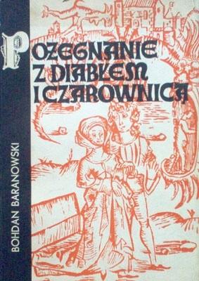 Okładka książki Pożegnanie z diabłem i czarownicą