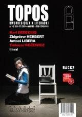 Okładka książki Topos, nr 1-2 (116-117) / 2011