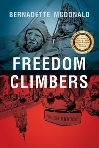 Okładka książki Freedom Climbers