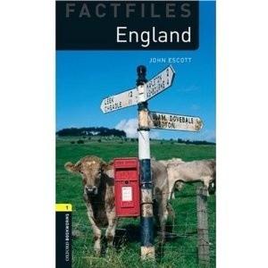 Okładka książki England