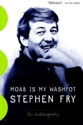 Okładka książki Moab Is My Washpot