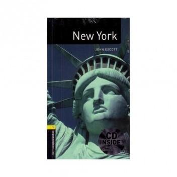 Okładka książki New York