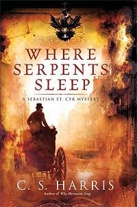 Okładka książki Where Serpents Sleep