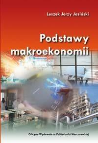 Okładka książki Podstawy makroekonomii