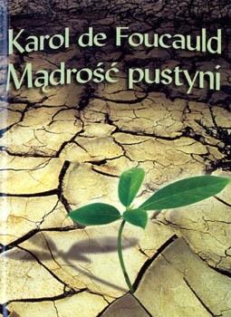 Okładka książki Mądrość pustyni. Myśli