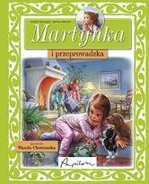 Okładka książki Martynka i przeprowadzka