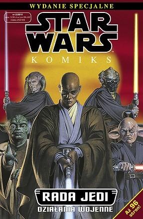 Okładka książki Star Wars Komiks. Wydanie Specjalne 2/2011