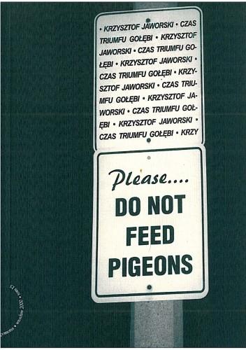 Okładka książki Czas triumfu gołębi