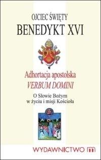 Okładka książki Verbum Domini. Adhortacja apostolska  o Słowie Bożym w życiu i misji Kościoła