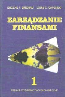 Okładka książki Zarządzanie finansami. Tom 1