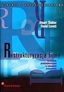 Okładka książki Restrukturyzacja firmy. Zarządzanie przedsiębiorstwem w sytuacjach kryzysowych