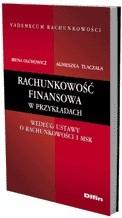 Okładka książki Rachunkowość finansowa w przykładach