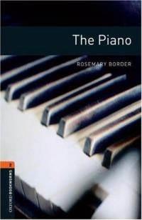 Okładka książki The Piano