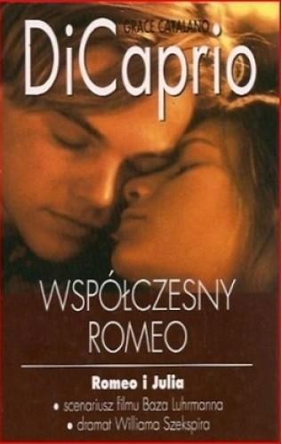 Okładka książki DiCaprio. Współczesny Romeo