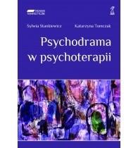 Okładka książki Psychodrama w psychoterapii. Ujęcie poznawczo-behawioralno-społeczne