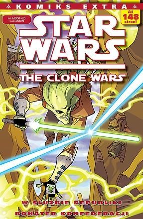 Okładka książki Star Wars Komiks Extra 1/2011 (2)