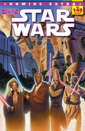 Okładka książki Star Wars Komiks Extra 3/2011 (4)