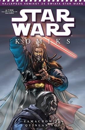 Okładka książki Star Wars Komiks 7/2011