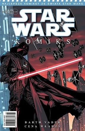 Okładka książki Star Wars Komiks 8/2011