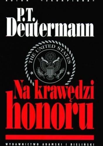 Okładka książki Na krawędzi honoru