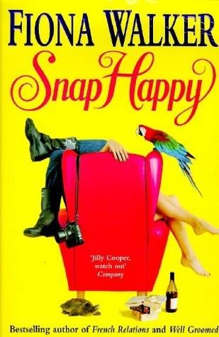Okładka książki Snap happy