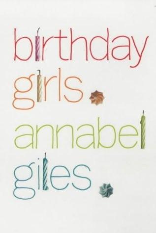 Okładka książki Birthday Girls
