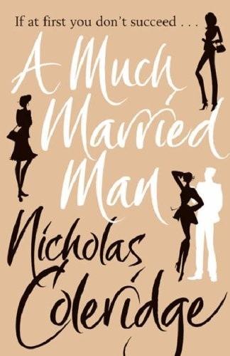 Okładka książki A Much Married Man