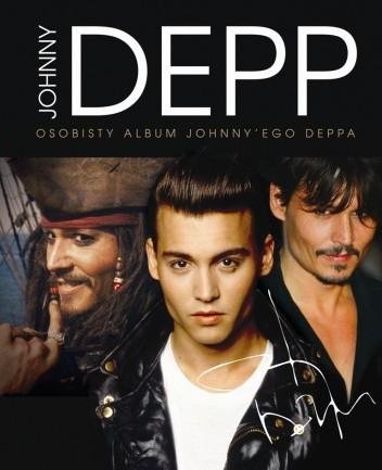 Okładka książki Johnny Depp. Osobisty album Johnny'ego Deppa