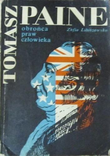 Okładka książki Tomasz Paine, obrońca praw człowieka