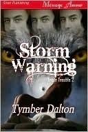 Okładka książki Storm Warning